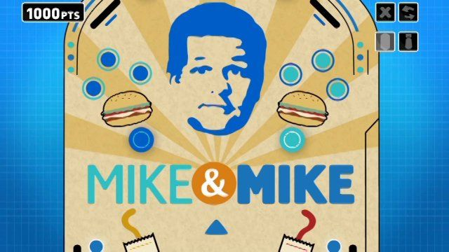 Mike and Mike Redesign - Click for more of my work on this project