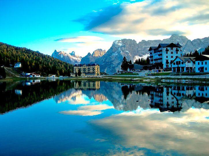 Misurina Lake - Italy