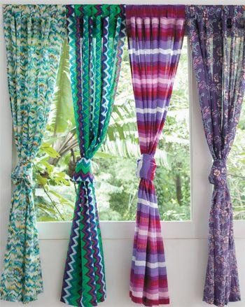 Cortinas diferentes para casa de praia pesquisa google - Diferentes modelos de cortinas para sala ...