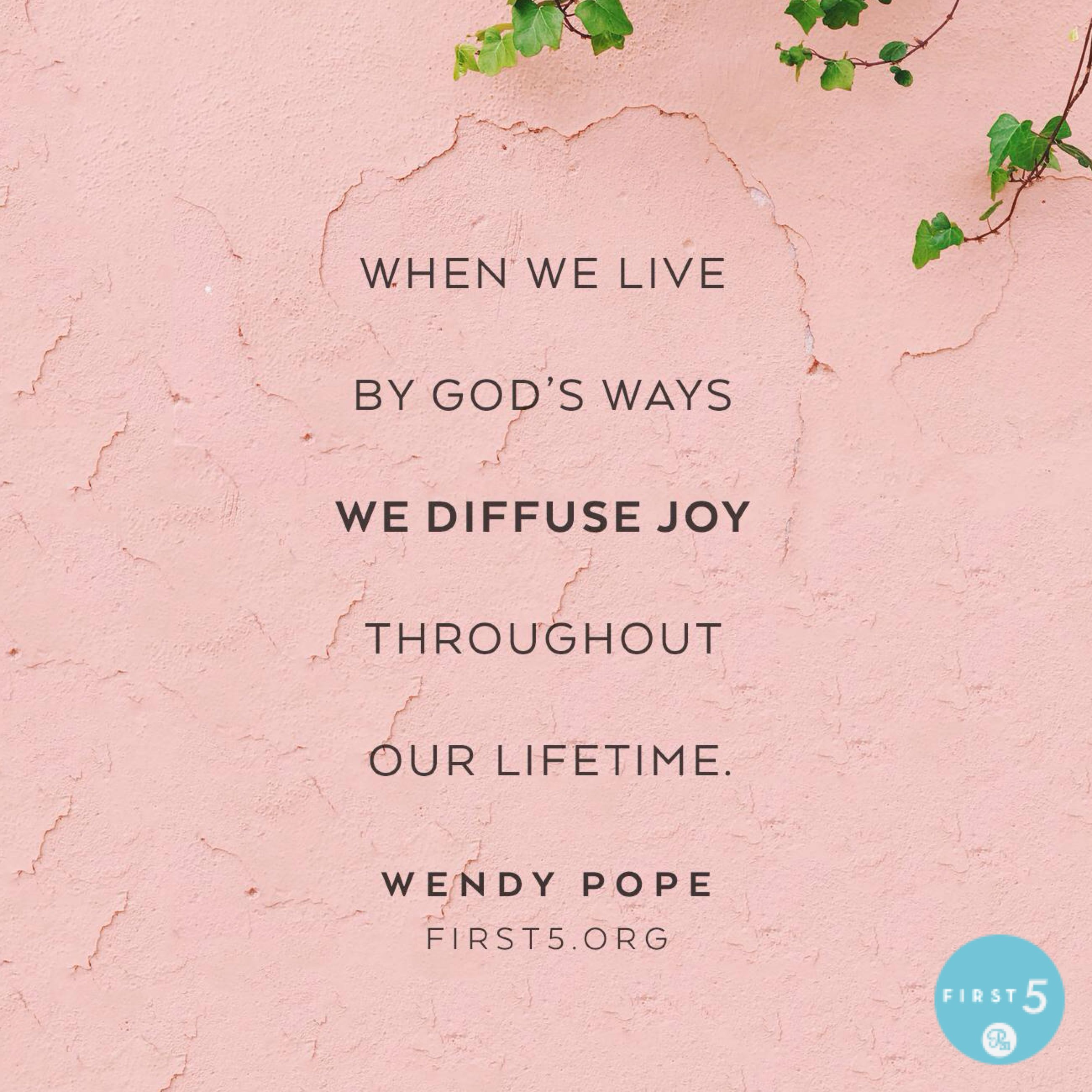 First5 First5App God is love