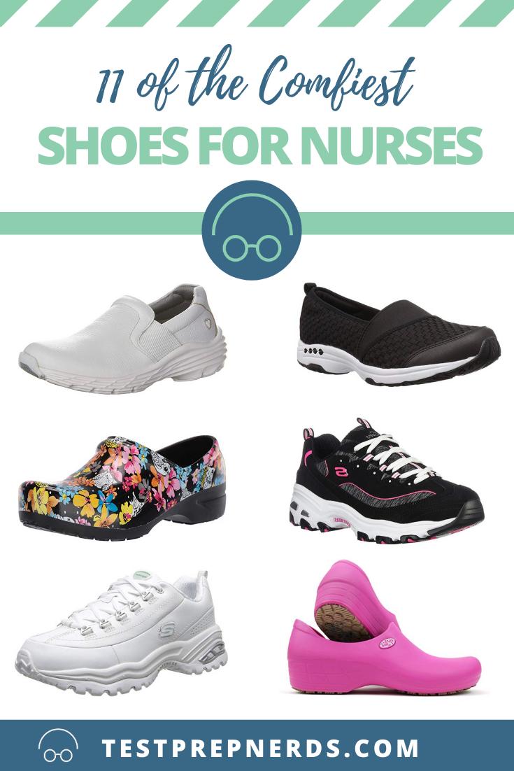 the most comfortable nursing shoes