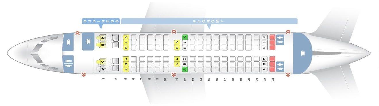 Ana Fleet Boeing 737 700 Details And Pictures Dengan Gambar
