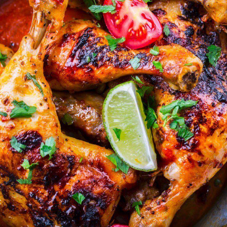 دجاج تركي بالفرن مطبخ سيدتي Recipe Cooking Recipes Turkish Recipes Turkish Chicken