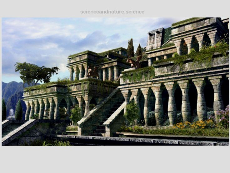 The Hanging Gardens Of Babylon Was Built By