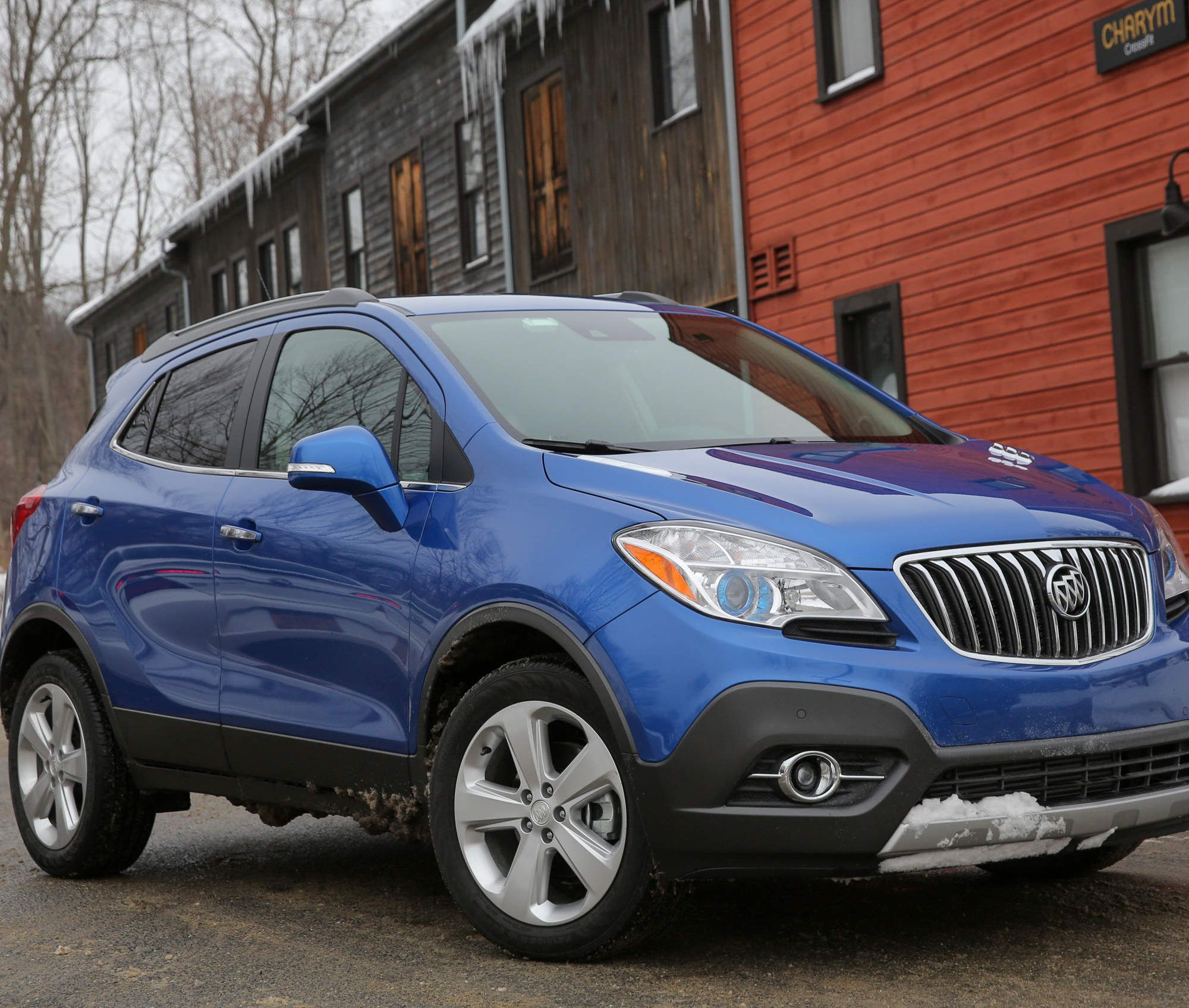 The 10 Best American Made Suvs Under 35k Buick Encore Buick Buick Cars