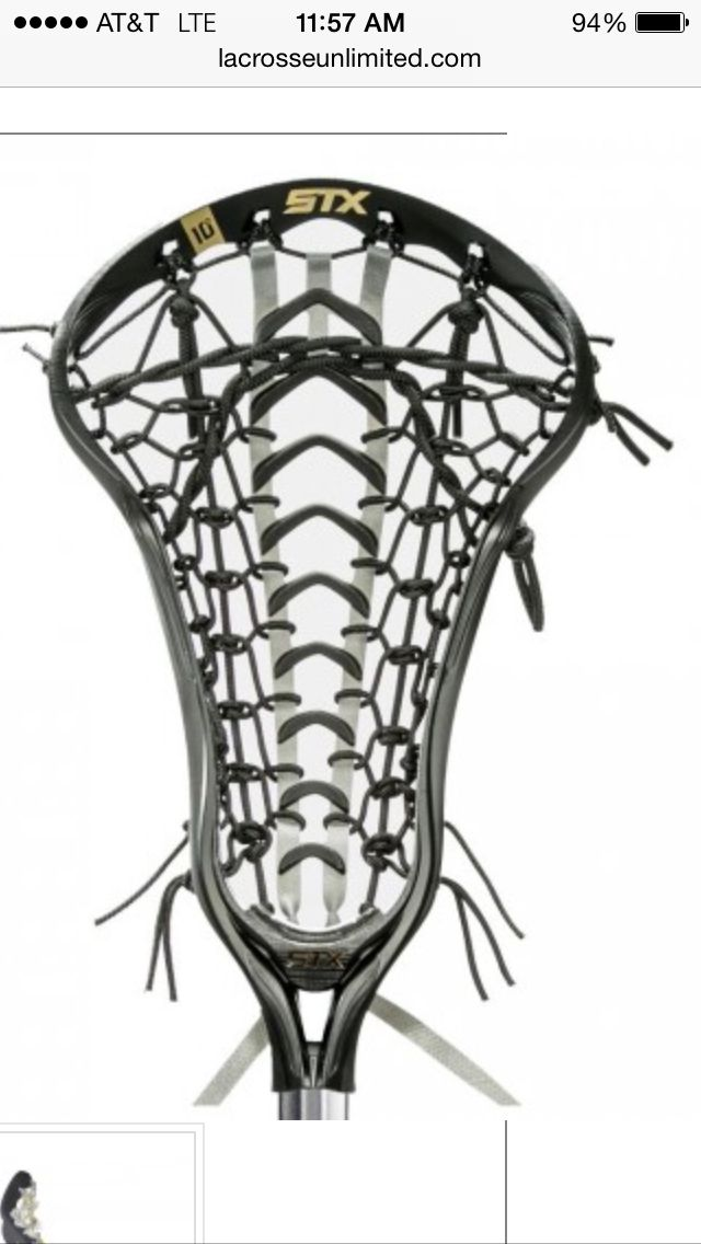 CRUX 500. want this new stx head sooo bad.