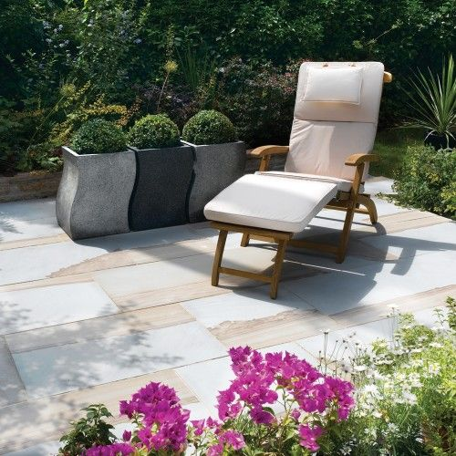 stoneflair by bradstone modena paving york patio pack 11 40 m2