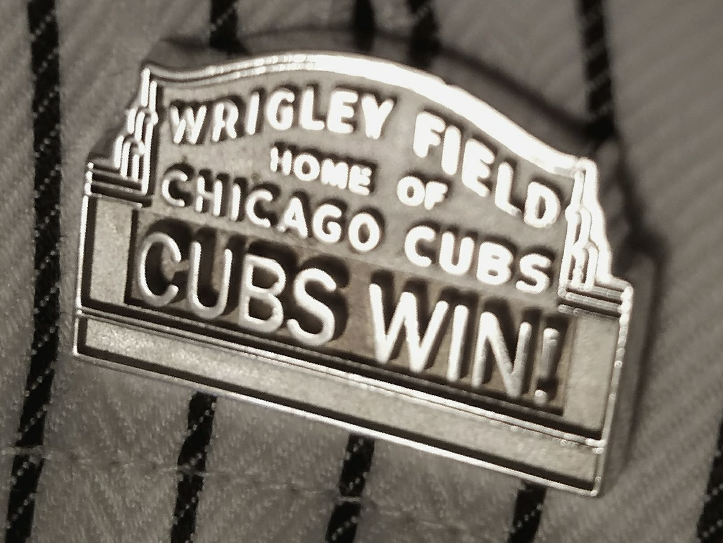 Pin by Bryon Holz on Cufflink Collection Wrigley field