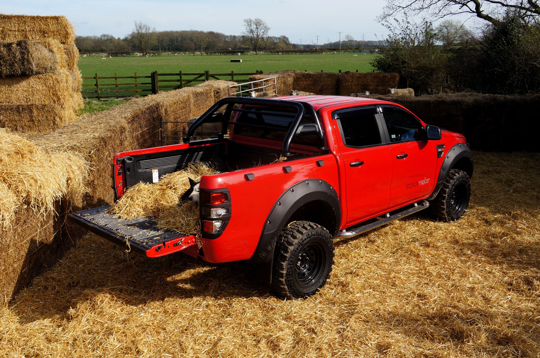 Ford Ranger Seeker Raptor Standard Edition From Seeker Styling