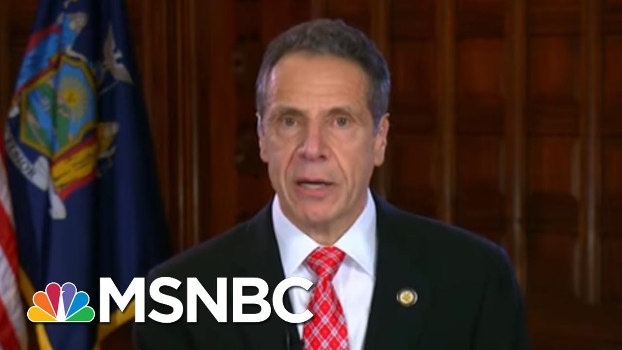 Gov Andrew Cuomo Slams Trusted Traveler Ban It S Not About Safety In 2020 Andrew Cuomo Morning Joe Governor