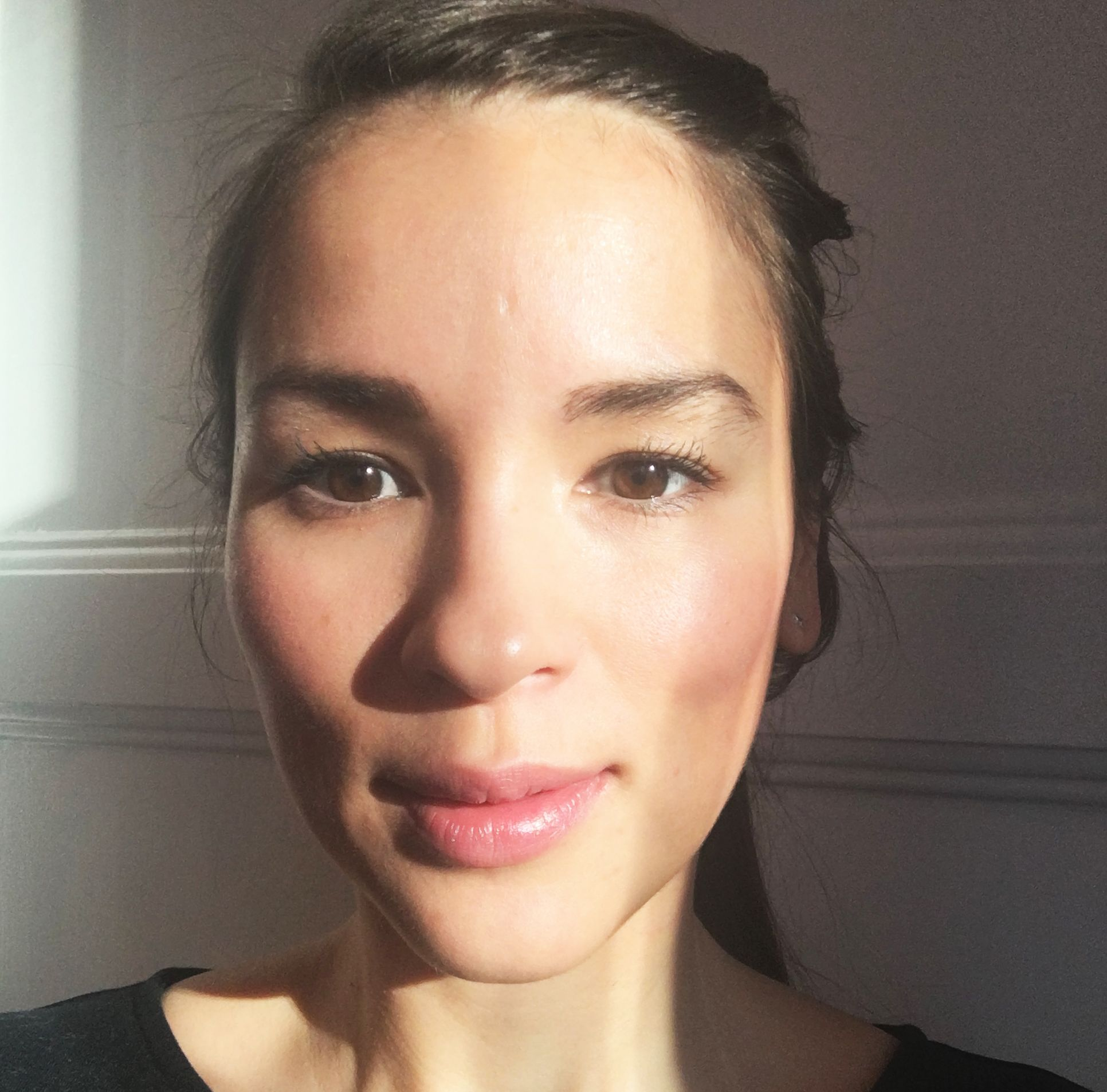 Rachel Khoo's fiveminute fresh face makeup tutorial