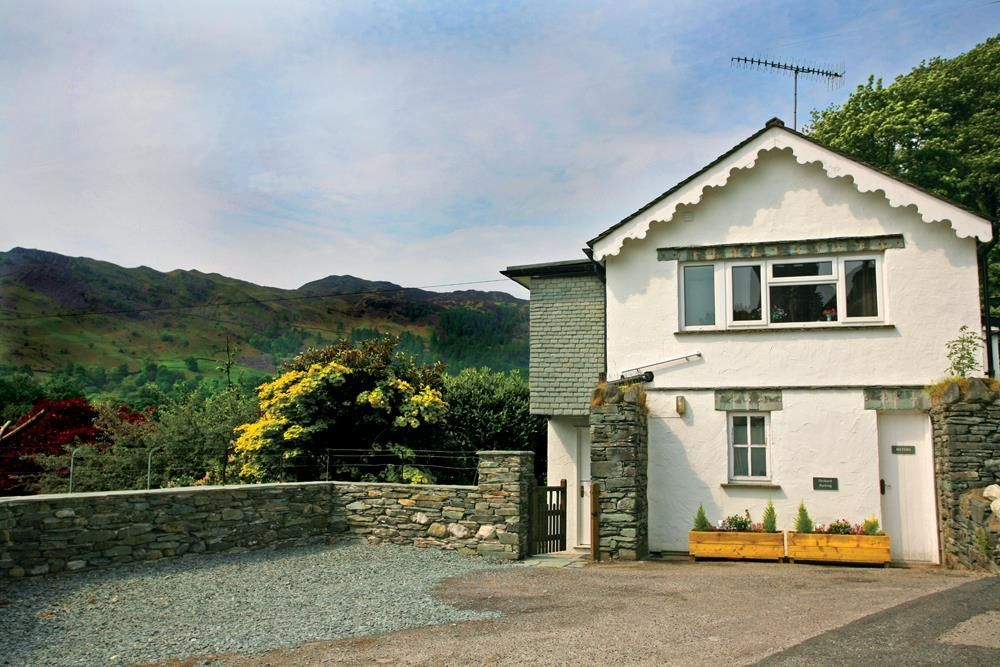 Wel e to The Langdale Hideaway in the Lake District Just one of