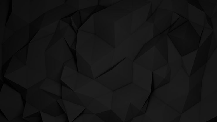 This A Series Of Beautiful High Quality Black Wallpapers Rendered In Cinema 4d Using Just Shapes Black Wallpaper Desktop Wallpaper Black Dual Screen Wallpaper