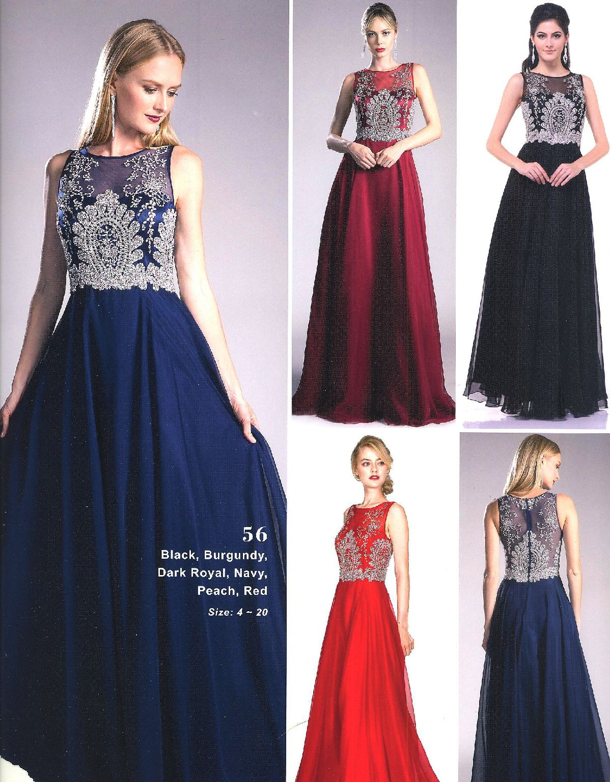 Prom party evening dresses by cinderellaucbrueadducbrueembellished
