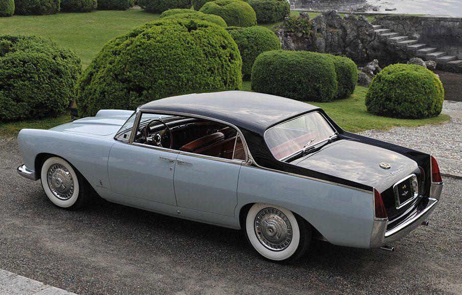 """Lancia Aurelia B56 """"Florida"""" by Pininfarina - Különleges autók"""