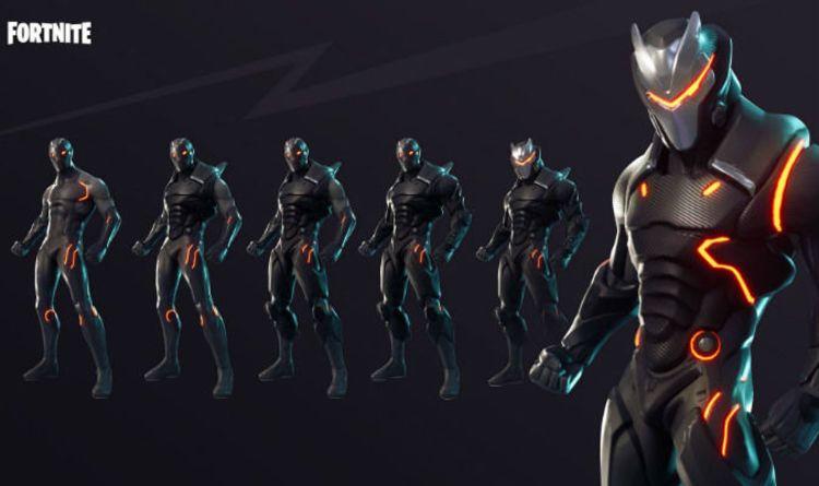 Fortnite Skins Update Epic Games Reveal Season 4 News Epic