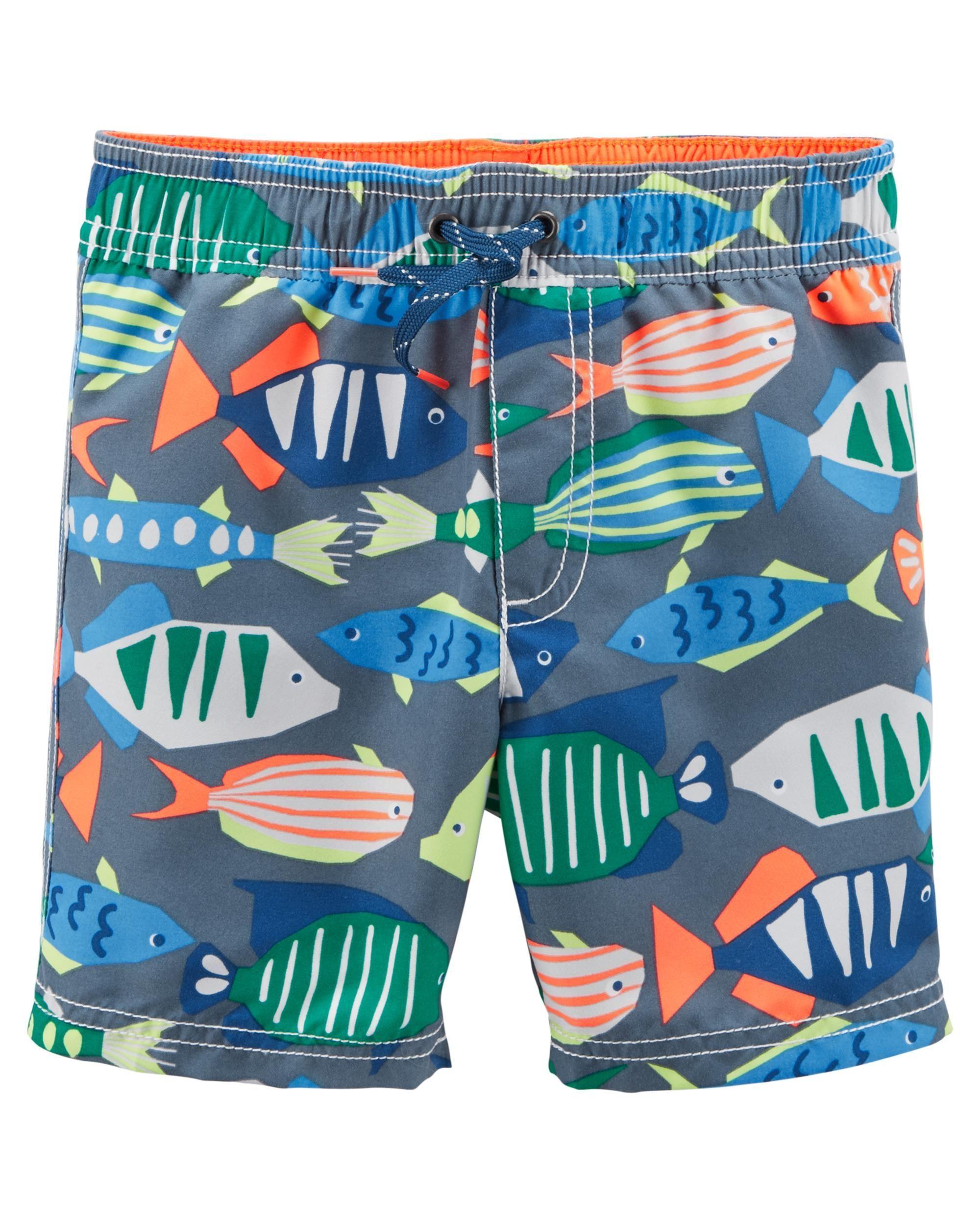 Carters Baby Boys Swim Trunks