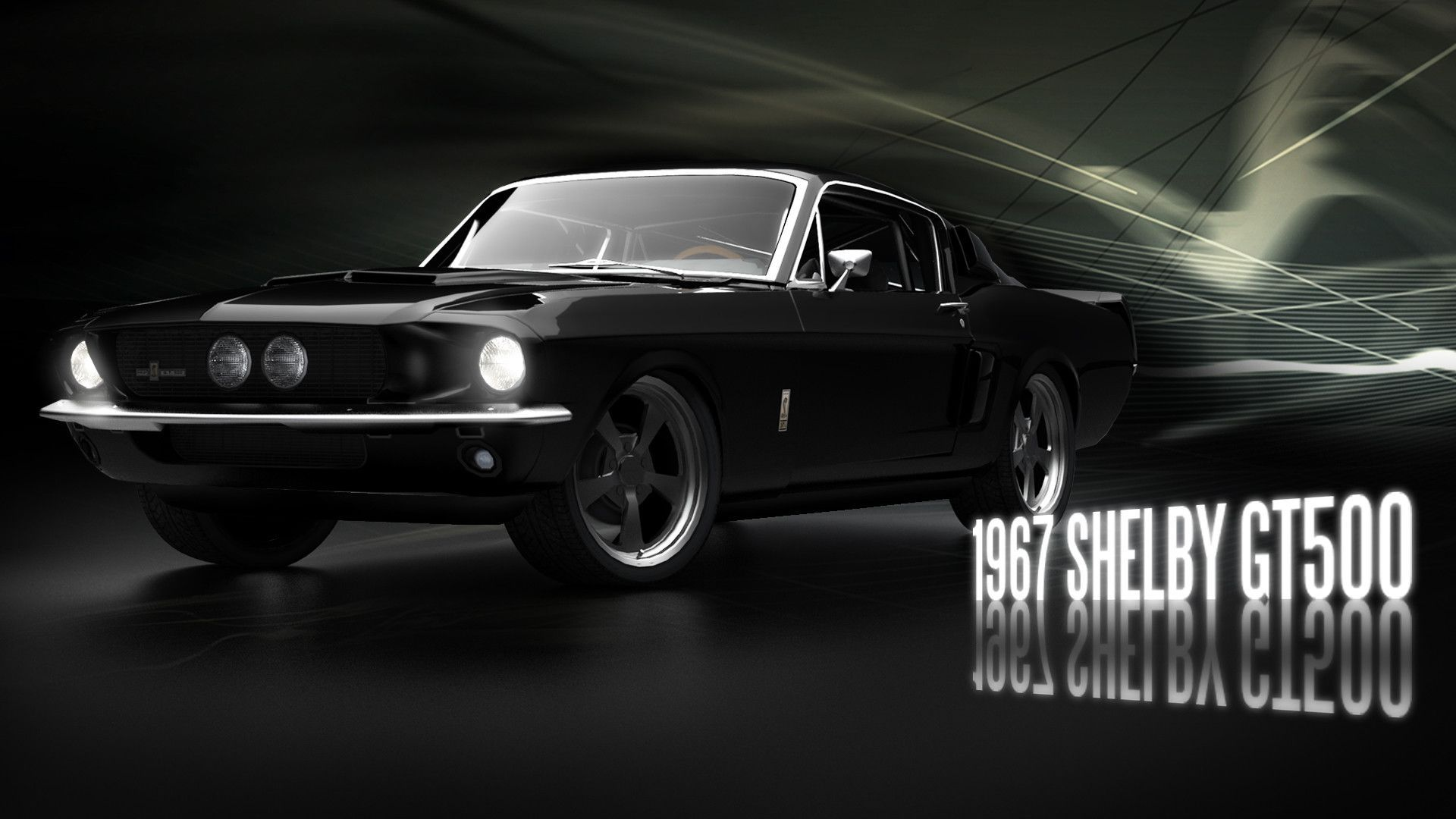 Hd Wallpaper Ford Mustang Boss Fastback Muscle Car Shelby Gt500 1967 Shelby Gt500 Ford Classic Cars
