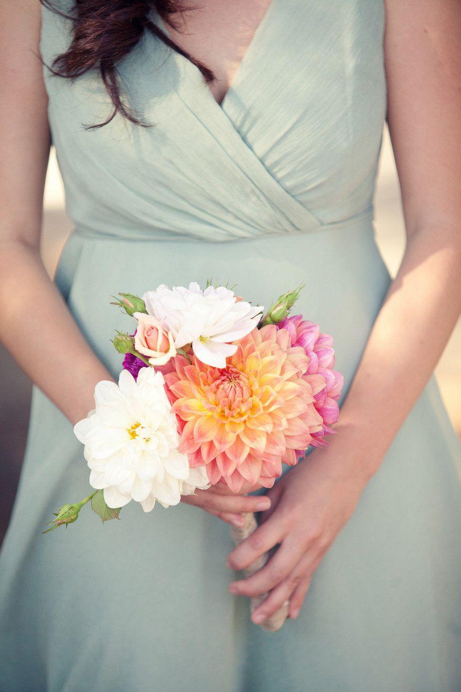 #bouquet  Photography: Danielle Gillett Photography - gillettphoto.com Coordination: Wedding Architects - wedding-architects.com  Read More: http://www.stylemepretty.com/2012/11/07/backyard-santa-cruz-wedding-from-danielle-gillett-photography/