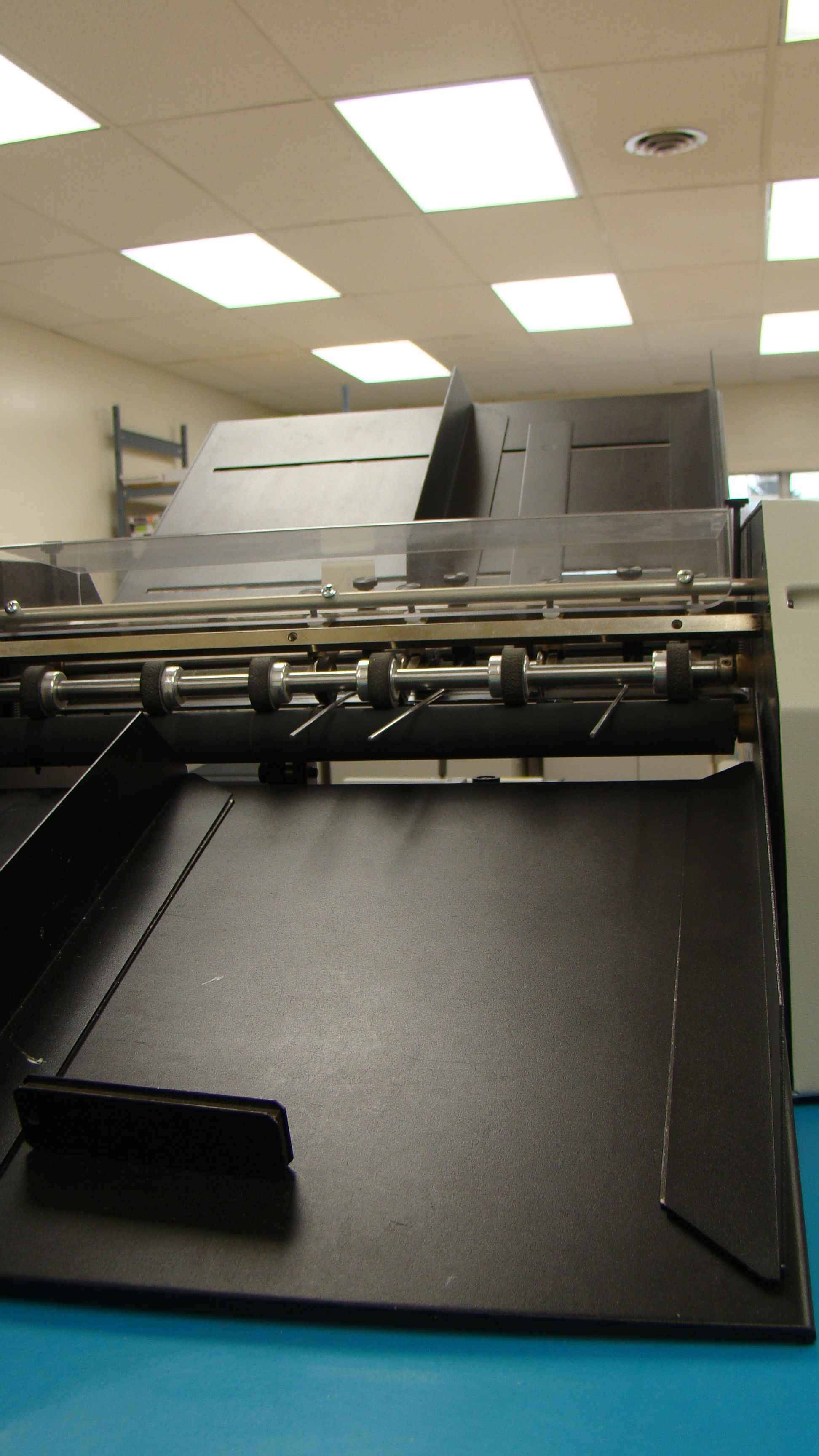 Perforating Machine Used Mainly In The Custom Printing