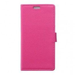 Lumia 550 pinkki puhelinlompakko.
