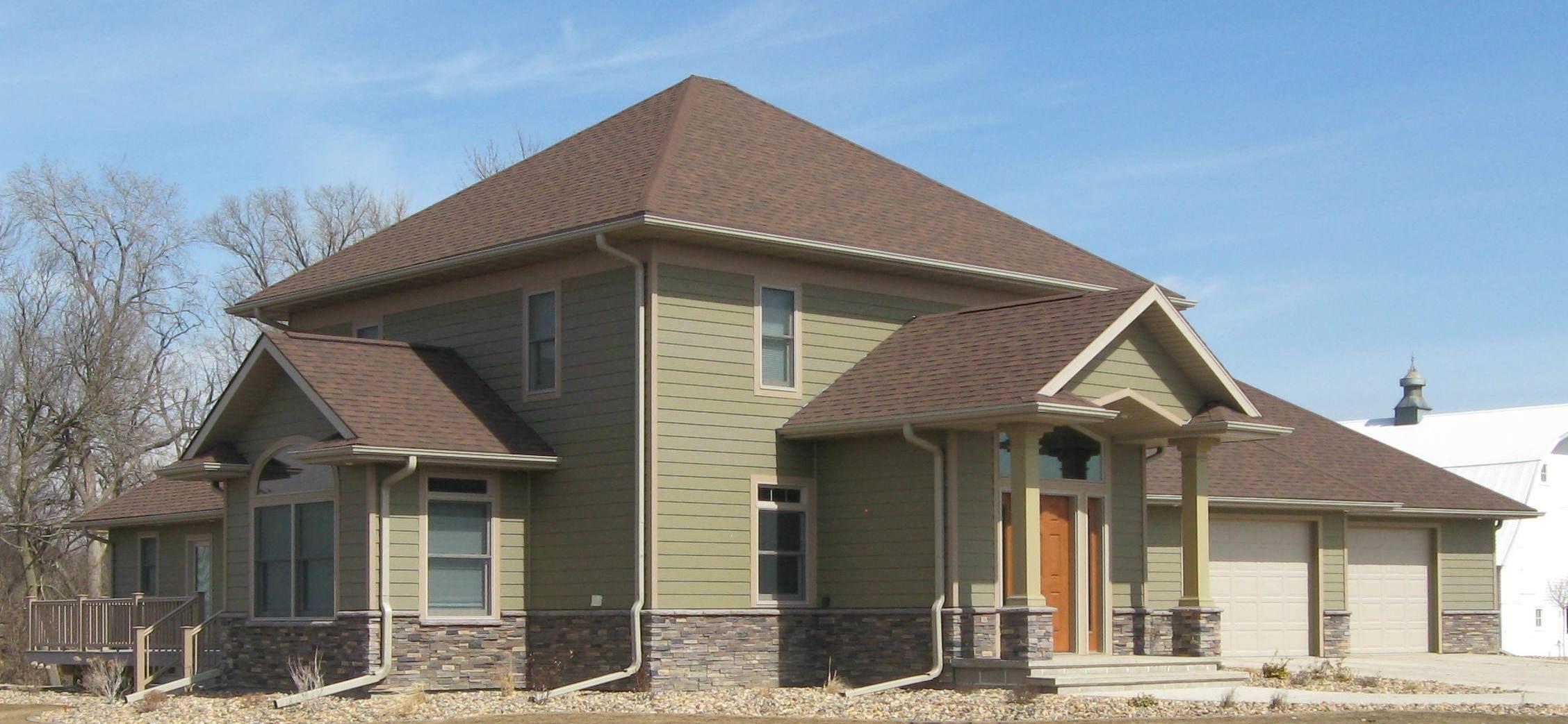 Diamond Exteriors | Home & Architecture Design
