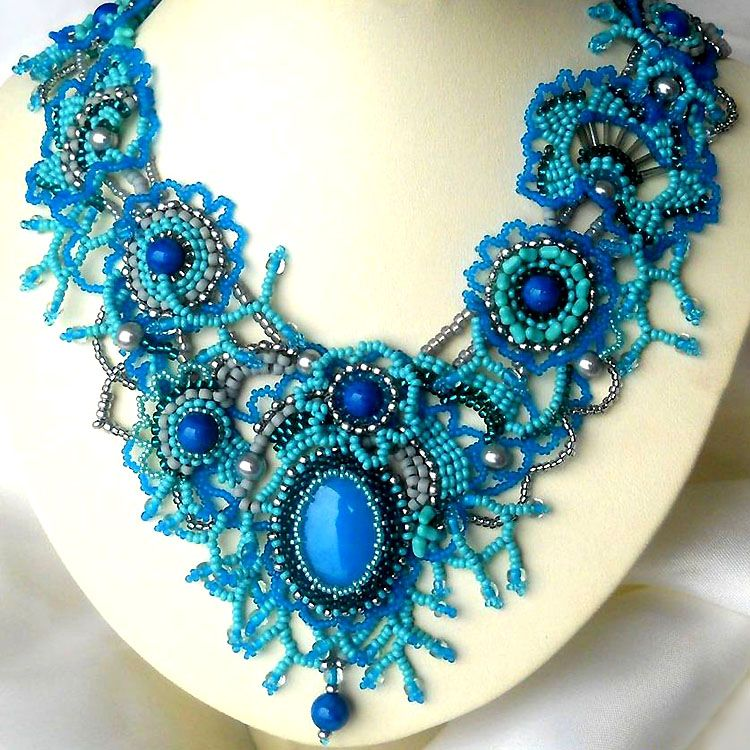 free beaded jewelry pattern ideas design jewelry