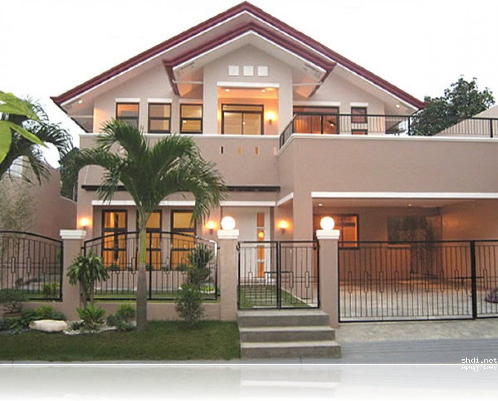 Philippine bungalow house design home simple house - Simple modern house design ...