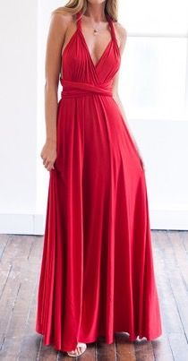 Red Halter Prom Dresses perfect for you and for the occasion.