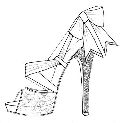 High Heel Shoes The Modellista
