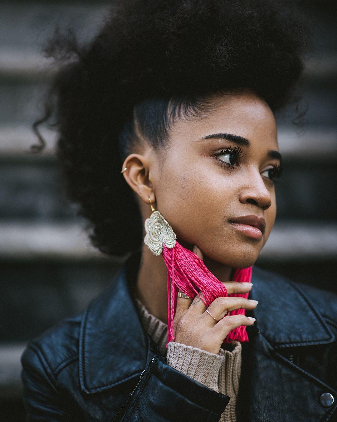 Nona simone iamnonasimone on instagram afro hair kinky hair