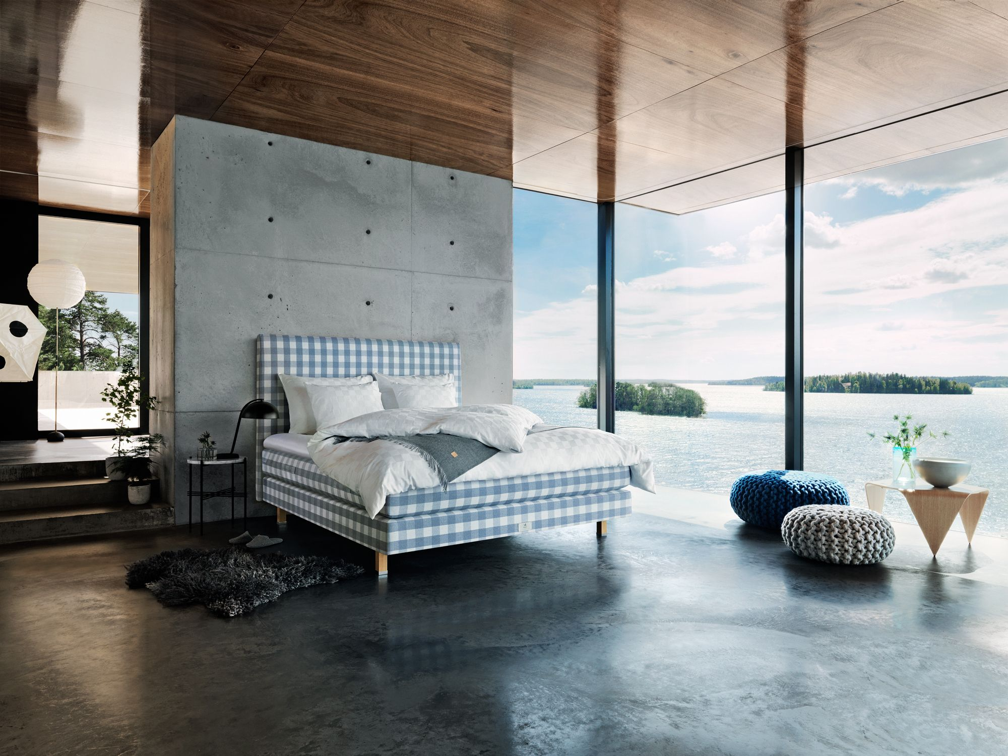 hastens special edition ocean blue an exclusive limited edition
