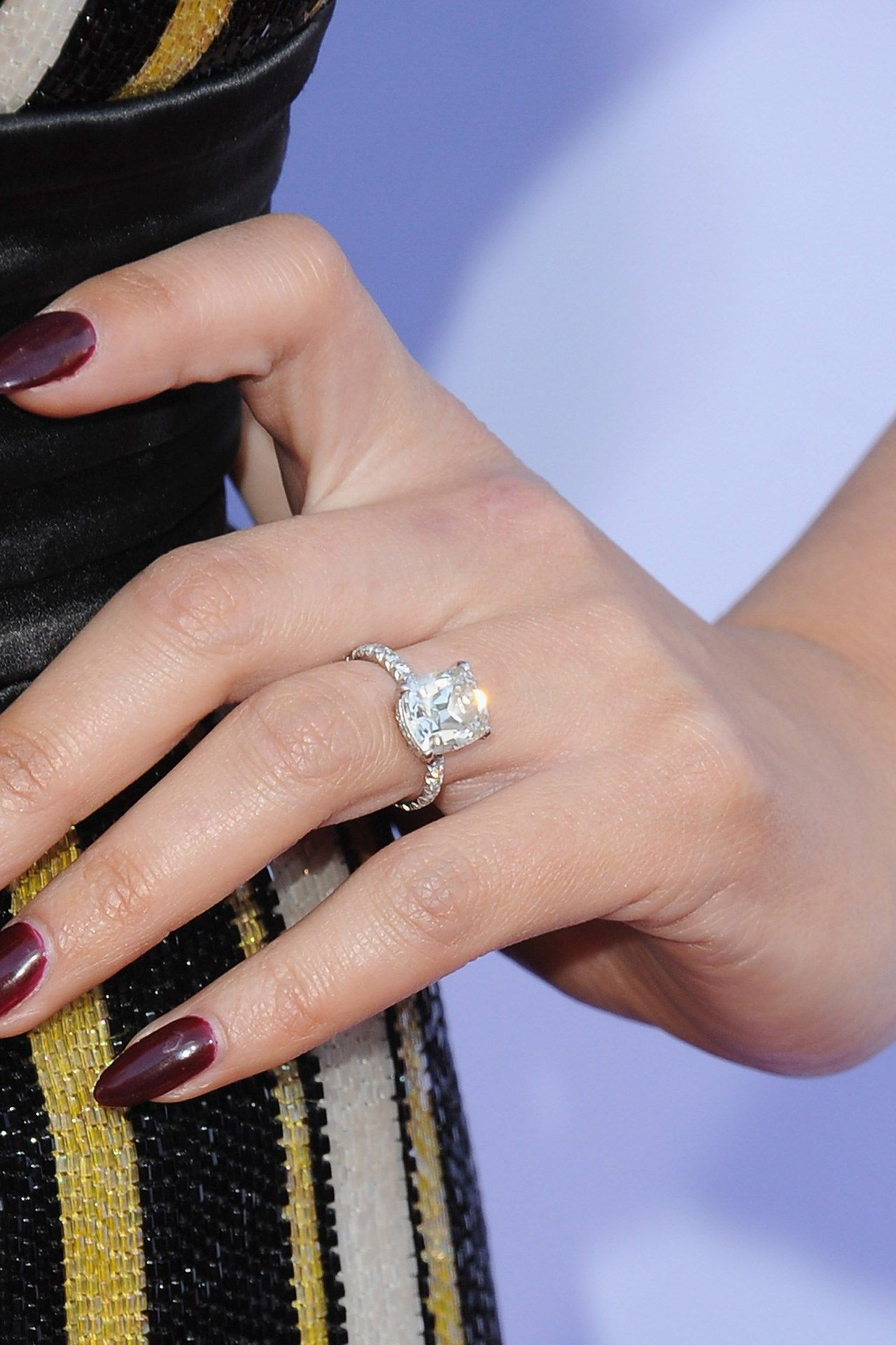 A Definitive Guide To The Most Dazzling Celebrity Engagement Rings