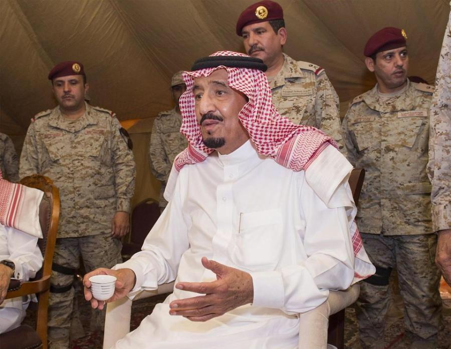 خادم الحرمين الشريفين الملك سلمان بن عبدالعزيز King Famous Beautiful