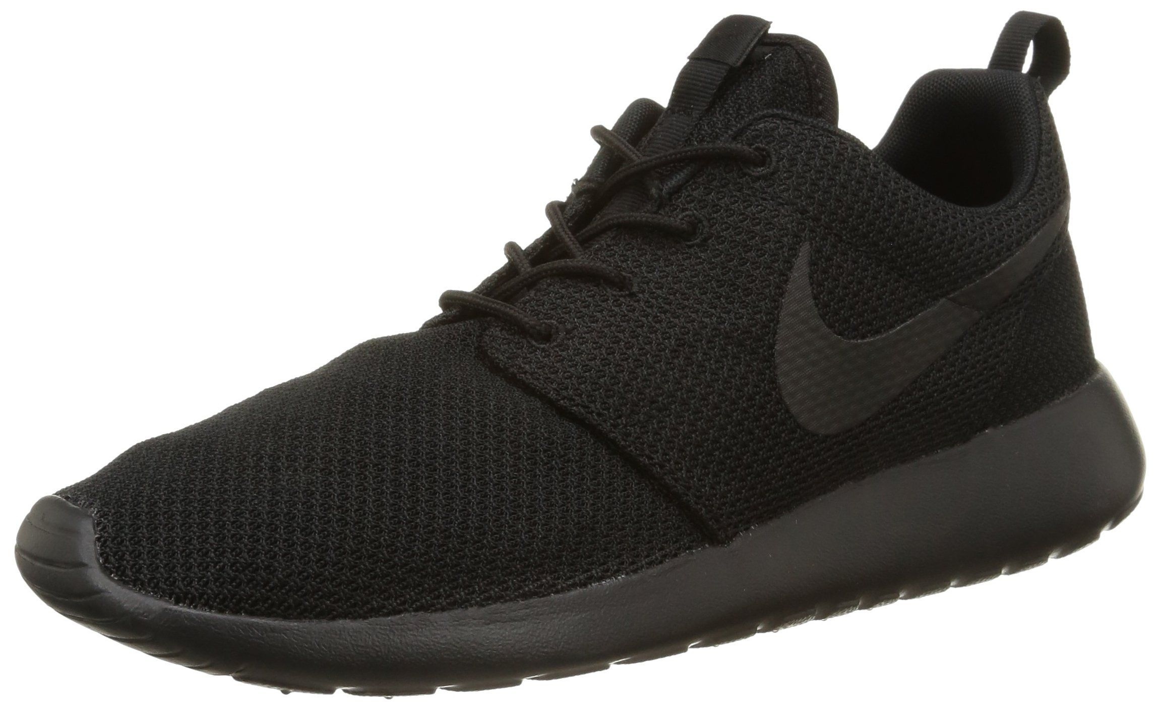 50a765a323b9 NIKE Mens Roshe One Running Shoes Black Black 511881026 Size 10     Click  image for more details.(It is Amazon affiliate link)  BestRunningShoesIdeas