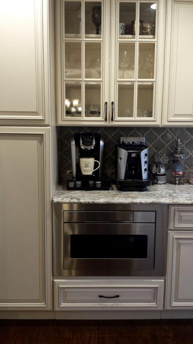 microwave drawer trim kit