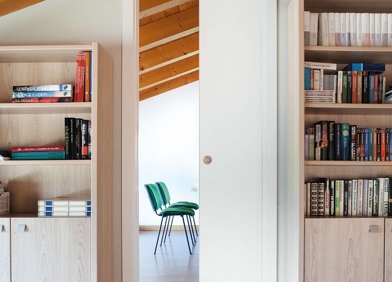 Eclisse Pocket Doors: Classic Single Door System