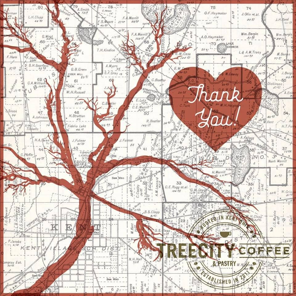 Tree City Coffee Pastry Opened 6 Years Ago Today Thank You To