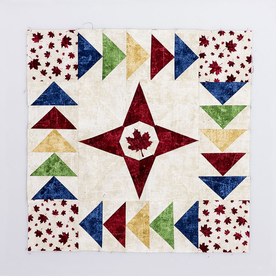 Challenge block) Shop: Kaleidoscope Quilt Company in Duncan, BC ... : red red bobbin quilt shop - Adamdwight.com