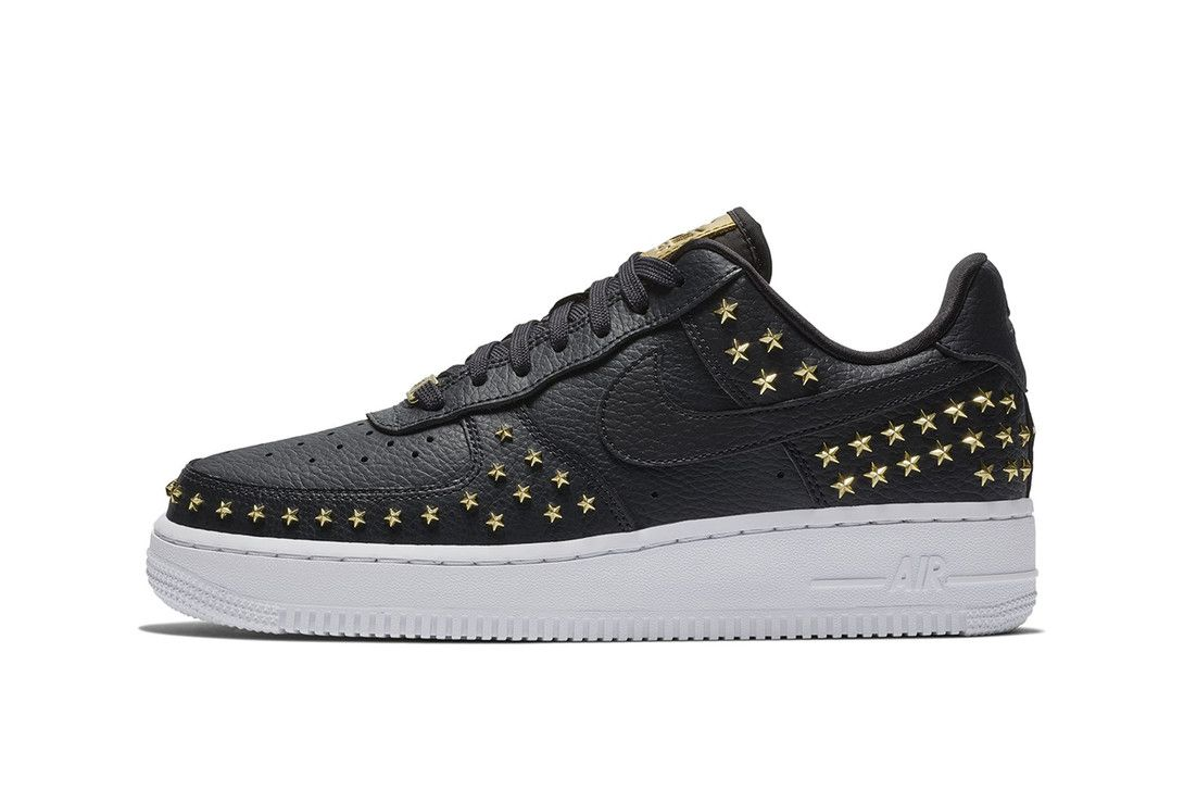 "4dfbe4b3327 Nike Air Force 1  07 ""Star-Studded"""