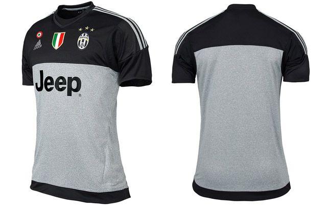 Camisas da Juventus 2015-2016 Adidas - Goleiro 1c48e31155364