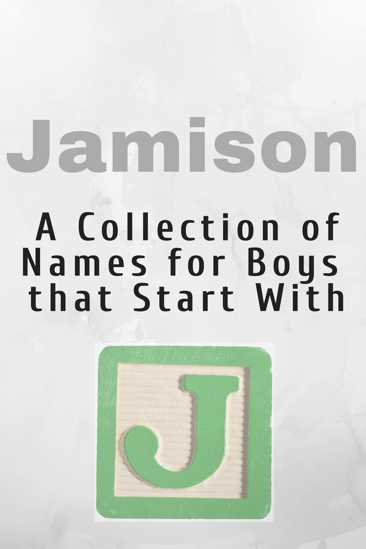 Baby Names  This collection features names for boys that