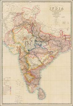 1800 Hindoostan Hind or India India