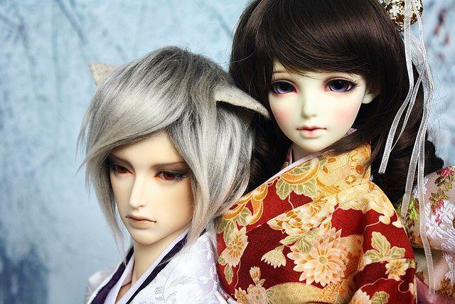 Wolf & Princess | Flickr - Photo Sharing!