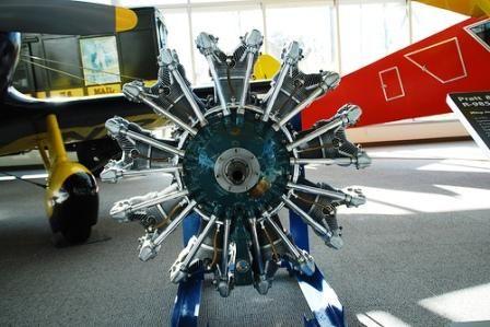 Bush Plane Engines   airplanes   Bush plane, Engineering