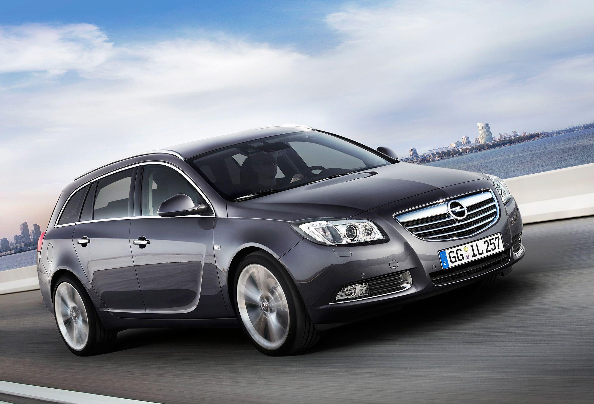 Opel insignia wagon