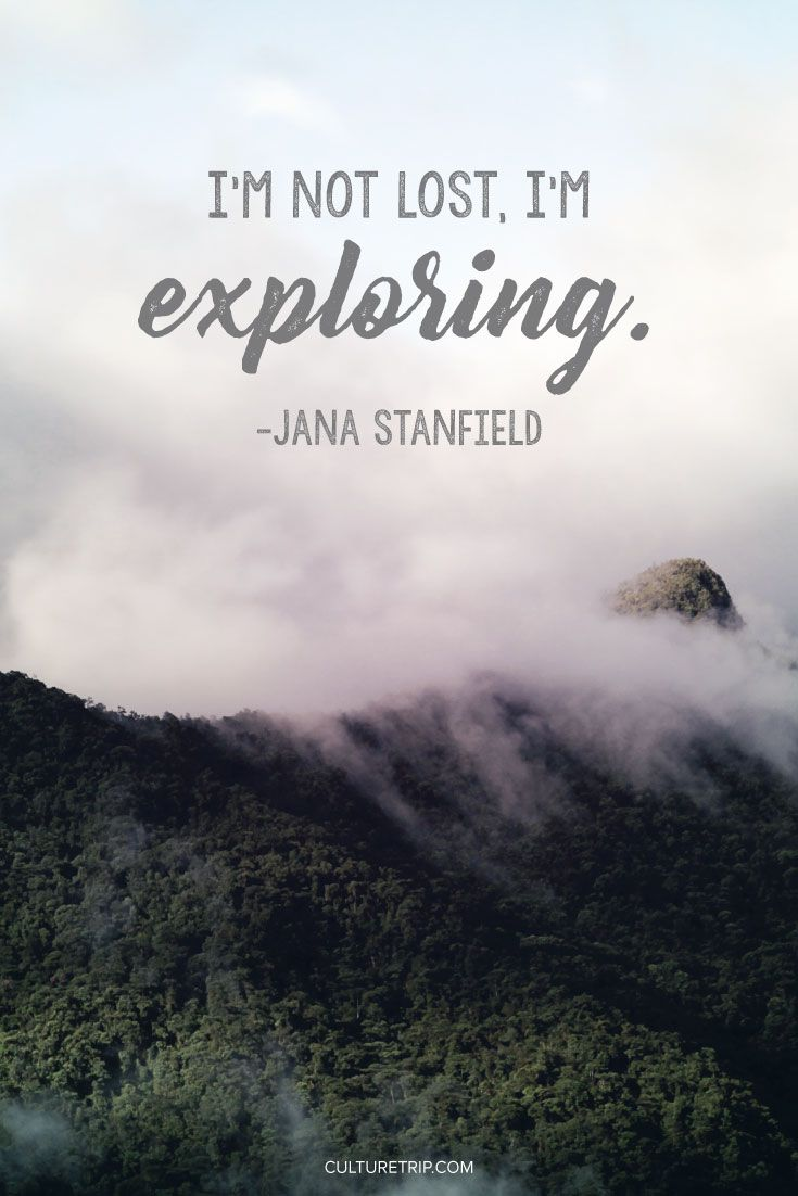 Inspiring Travel Quotes You Need In Your Life Pinterest