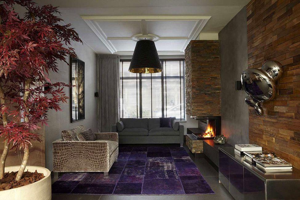 Богато оформленный особняк от Studio Osiris Hertman — HQROOM