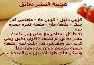 عجينة 10دقائق Homemade Pancake Recipe Food Receipes Bakery Bread