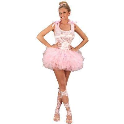 pink ballerina costume - Ballet Halloween Costume